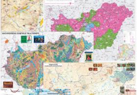 Szakmai tematikus térképek