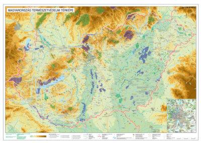 Természetvédelmi térkép