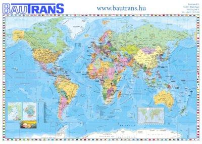 Bautrans Világtérkép