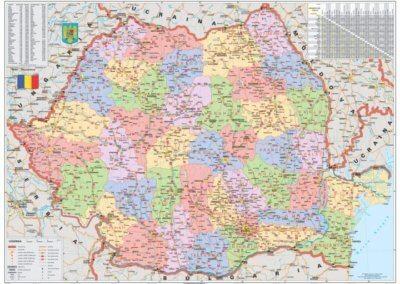 Románia közigazgatása