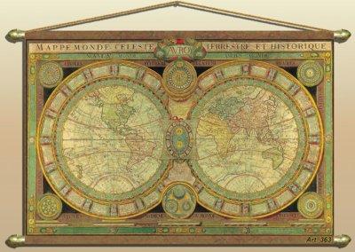 Antik világtérkép